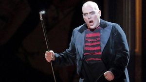 Rigoletto in Berlin: Christopher Maltman in der Titelrolle